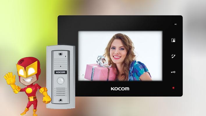 Kocom Intercom System